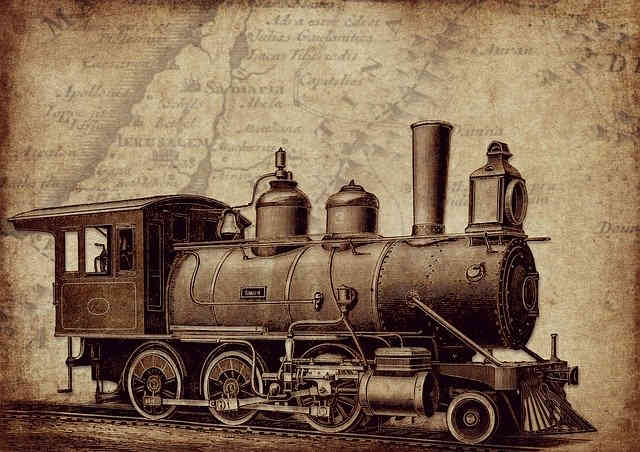 relatos cortos, tren