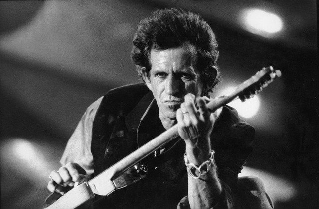 Keith Richards, Vida