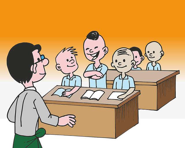 4 microrrelatos con profesor