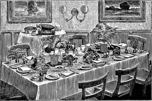el banquete, relato corto