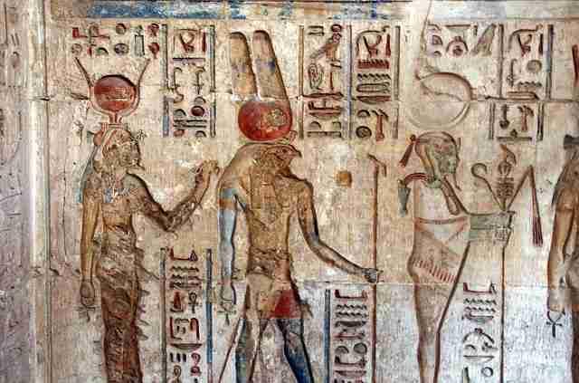 3 cuentos anónimos egipcios