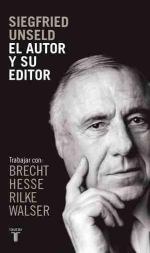 Siegfried Unseld, autor y editor